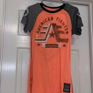 Women's American Fighter Shirt *final price*